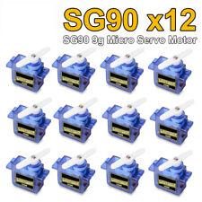 12X Servo Mini SG90 9G Micro 180 motor paso a paso - Arduino Electronica DIY