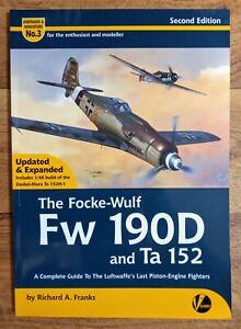 Airframe & Miniature 3: Focke-Wulf Fw 190D & Ta 152 (2E), Softback Valiant Wings