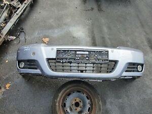 Opel Vectra C Caravan 1,9 CDTI Stoßstange Vorne Lackiert Silber   (09854)