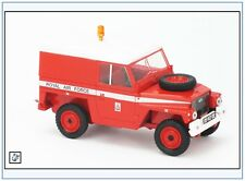 "LRL003 Land Rover 1/2-ton Lightweight RAF ""Red Arrows"",Oxford 1:43,NEU  &"