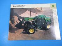 Original John Deere Sales Brochure John Deere Trail Buck Utility ATV M1334