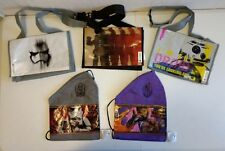 Lot of 5 Star Wars Subway Bags I'm The Droid, Chewbacca, Storm Trooper, Sabine