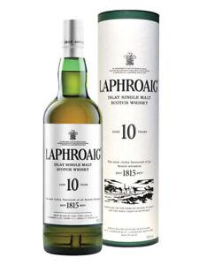 Laphroaig 10YO Single Malt Scotch Whisky 700ml(Boxed)