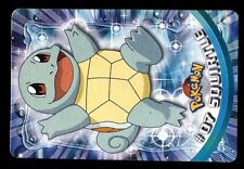 POKEMON English TOPPS CARD ROUNDED CORNERS #07 SQUIRTLE