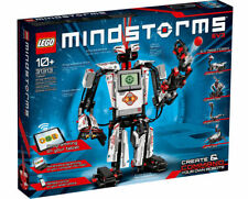 LEGO Mindstorms Ev3 31313 New Sealed - FREE P&P - WORLDWIDE SHIPPING