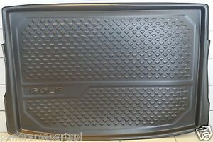 Volkswagen Golf Mk 7& 7.5 Luggage Compartment Tray GENUINE NEW