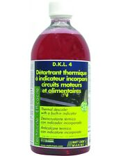 D.K.L.4  DETARTRANT THERMIQUE A INDICATEUR INCORPORE 1L MATT CHEM 662M