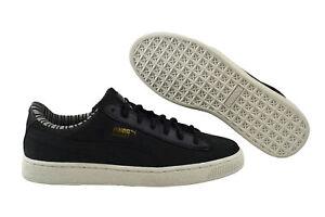 Puma Basket Classic Citi black Sneaker Schuhe schwarz 359938 01