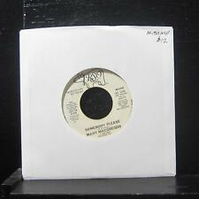 "Mary MacGregor - Somebody Please 7"" Mint- RS 1044 White Promo 1980 Vinyl 45"