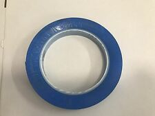 3M BLUE FINE LINE TAPE 12MM X 1 FOR EDGE PAINTING NEW OLD STOCK  TAPE3