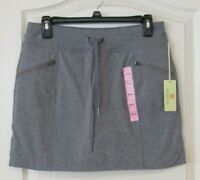 Tangerine Activewear Skort Charcoal or Gray  Women's Sz S-XXL NWT MSRP$60