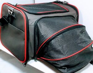 Petsfit Travel Dog Carrier expandable W/Fleece Mat,  Airline Approved
