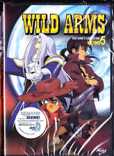 Wild Arms - Vol 5 - Sheyennes Last Stand - Anime DVD - ADV 2003 NEW