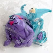 Disney Hercules Pain & Panic Plush Set – Bean-Bag Toy