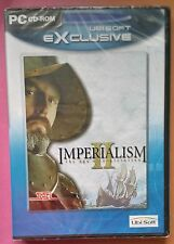 IMPERIALISM 2 THE AGE OF EXPLORATION PC CD-ROM STRATEGY GAME brand new & sealed