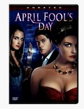 April Fool's Day Unrated NEW WS DVD Amy Steel, Deborah Foreman, Ken Olandt Cult