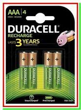 Batterie ricaricabili Duracell per articoli audio e video