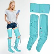 Electric Leg Wrap Massager Tool PVC ABS Blood Circulation Foot Relaxation Device