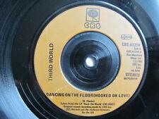 Third World  - Dancing on the floor / who gave you Jah rasafari 7'' vinyl CBS