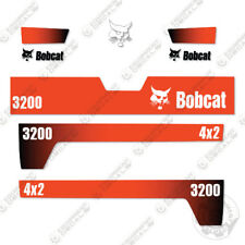 Bobcat 3200 4x4 Utility Vehicle Replacement Decals 2010