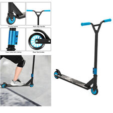 Professional Stunt Trick Scooter W/ Strong Aluminum Deck for Teens Adults Kids
