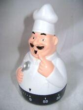Temporizadores de cocina color principal blanco