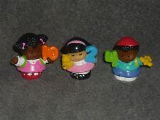 Fisher Price Little People Preschool School Boy & Girl Lot: #4, 2, 10