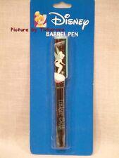 RETIRED TINKER BELL SITTING ON A MUSHROOM REFILLABLE BARREL PEN TINKERBELL TINK