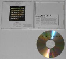 Million Miles - Good Luck, Honey -  U.S. promo cd  -Rare!