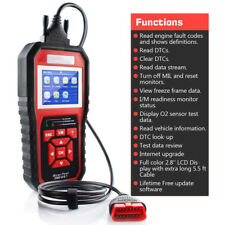Automotive Vehicle Code Reader Engine Check Scanners OBDII Diagnostic Tool KW850