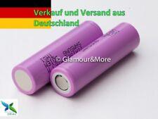 6 Lithium Ionen Akkus Samsung Icr18650-26f - unbenutzt