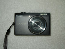 Nikon CoolPix S570 12.0MP Digital Camera w/ Battery, SD Card, Carger & USB Cable