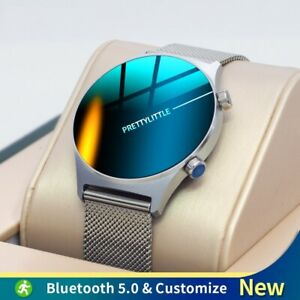 Stylish Luxury 2021 Men's Premium Smart watch with iOS and Android Functionality
