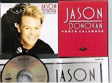 JASON DONOVAN Between The Lines JAPAN PROMO CD PHOTO CALENDAR+SLIP CASE ALCB-115
