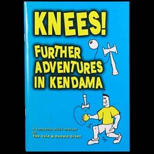 Knees! kendama Book. Further adventures in kendama