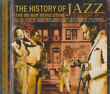 Various Artists - History of Jazz (The Be-Bop Revolution) 25 TKS