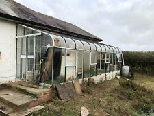White Lean to Conservatory / Greenhouse / Summer Room