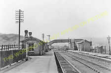 Upper Bank Railway Station Photo. Swansea to Morriston and Glais Lines. (3)