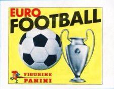 PANINI EURO FOOTBALL 76 77 PACKET EUROFOOTBALL 1976 STICKER BUSTINE TUTE UEFA
