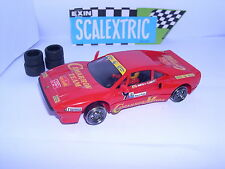 SCALEXTRIC EXIN C-4075 FERRARI 250 GTO #9 CIMARRON EXCELENTE CONDICION