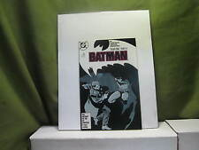 BATMAN #407   / Year one part #4 Frank Miller  /  see below /
