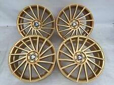 19 Zoll Ultra UA9 Felgen 5x120 Gold für BMW X3 e83 F25 X4 F26 Z3 Z4 M 6er F12