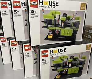 LEGO House, 40502: The Brick Moulding Machine Limited, Worldwide Shipping