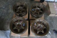 """For land cruiser pajero triton LC2 JDM 16"""" Te37 Style wheels 139.7X6 te37v Style"""