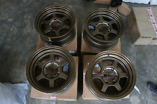 "JDM 16"" Te37 Style wheels pcd139.7X6 land cruiser pajero 4x4 te37v Style triton"