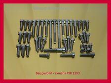 Yamaha XJR 1300 XJR1300 stainless steel bolt-kit screw-kit motor engine cover