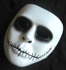 Gothic Skull Scary Strange Skeleton Monster Smile Adult Halloween Costume Mask