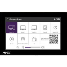 """AMX by Harman 7"""" N-Touch Wall Mount Touch Panel NT-SD-701"""