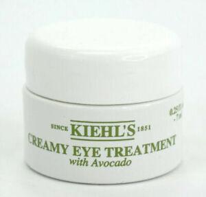 Kiehl's Creamy Eye Treatment With Avocado TRAVEL SIZE Mini 0.25 oz. / 7 ml NWOB
