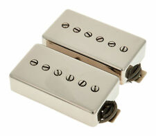 New in sealed box-Seymour Duncan Phat Cat Nickel cover Set.P90 in humbucker case